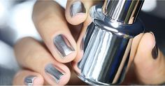 Born Pretty's new Mirror Nail Polish ($10) is what everybody can't stop obsessing over.