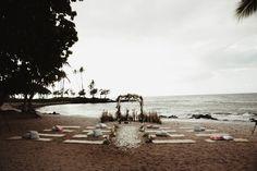 Location: Coconut Grove Design: Jots of Thoughts Weddings Flowers: Grace Flowers Rentals: Big Island Tents Photo: Sheri Angels of Swanky Fine Art Weddings Fairmont Orchid, Kohala Coast, Hawaii Hotels, Fairmont Hotel, Coconut Grove, Hawaii Wedding, Big Island, Orchids, Wedding Flowers
