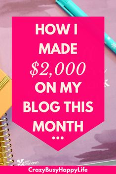 Blog Income Report, Eighth Month Of Blogging Win