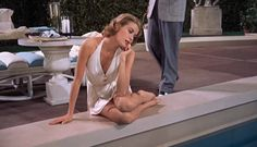 Grace Kelly in High Society
