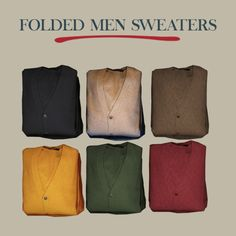 Leo Sims – Folded man sweaters for The Sims 4 My Sims, Sims Cc, Sims 4 Clutter, Sims 4 Cc Skin, Sims 4 Cc Furniture, The Sims 4 Download, Sims 4 Build, Sims 4 Houses, Sims 4 Update