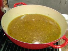 Get this all-star, easy-to-follow Rich Chicken Stock recipe from Bobby Flay