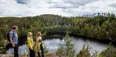 Information about best hiking trais in Finland. Free maps and lots of other useful information.
