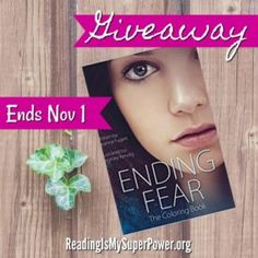 Author Interview (and a Giveaway!): Deanna Fugett and Ending Fear - Reading Is My SuperPower