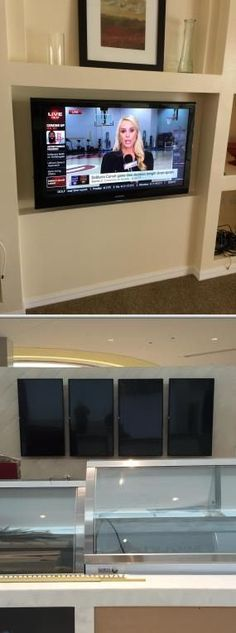 This local business provides home theater wiring installation services. Their electricians handle commercial and residential clienteles. They install security cameras and home automation systems as well.