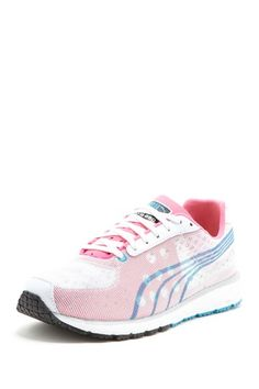 PUMA Mesh Sneaker