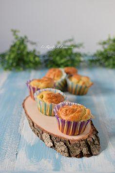 muffin salati veloci al formaggio