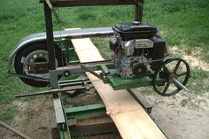 motorcycle saw mill - Google Search