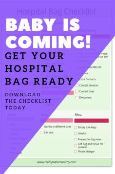 If you don't deal with packing your hospital bag now, you'll hate yourself later. 3rd Trimester Pregnancy, Second Pregnancy, Pregnancy Memes, Pregnancy Tips, Finding Out Baby Gender, Hospital Bag Checklist, Getting Ready For Baby, Baby Sister, Business For Kids