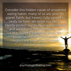Changing the way the world understands food, body, and health through breakthrough online programs, professional trainings, conferences and more. PSYCHOLOGYOFEATING.COM