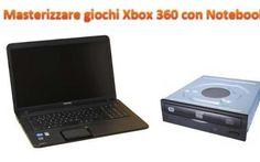 Come masterizzare giochi Xbox 360 con Notebook #xbox360 #notebook #masterizzare