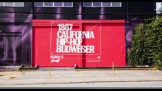 This brilliant Budweiser campaign from the Brazilian agency Africa just won the print Grand Prix at Cannes, and deservedly so. As the video above explains, Budweiser has been music's beverage of. Cage The Elephant Album, Interactive Poster, Creativity Online, Advertising Awards, Beer Brands, Best Ads, Creative Words, Cannes, Grand Prix
