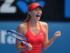 Tenis: Sharapova y Halep inician 2018 con victorias en Shenzhen