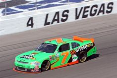 PHOTOS: Danica Patrick raced in the top 15 throughout the 200-lap Nationwide Series event at Las Vegas Motor Speedway before finishing 12th.