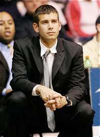Brad Stevens - Butler Bulldogs I have so much respect towards this man.