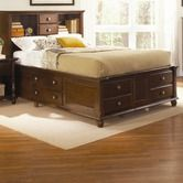 Found it at Wayfair - Whitney Bed in Brown