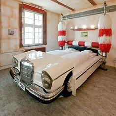 World's Quirkiest Hotels: V8 Hotel; Stuttgart, Germany