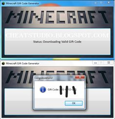 Minecraft gift code generator is the best software we are best that paid software , we will be always free .