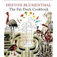 """Buy The Fat Duck Cookbook by Heston Blumenthal at Mighty Ape NZ. The cookbook hailed by the Los Angeles Times as a """"showstopper"""" and by Jeffrey Steingarten of Vogue as """"the most glorious spectacle . Date, Fat Duck Restaurant, Heston Blumenthal, Cookbook Pdf, Cookery Books, Book People, Molecular Gastronomy, My Books, This Book"""