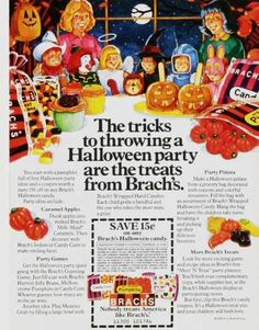 Vintage Candy Advertisements of the 1980s (Page 2)