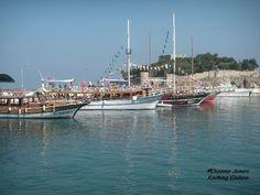 Boat Trip Anyone? Kusadasi Turkey