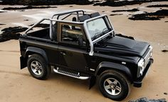 A redesigned DEFENDER is coming to the US.