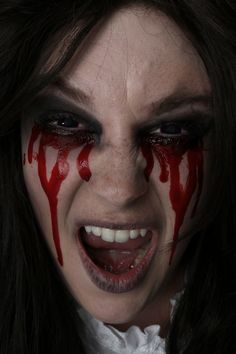 Bloody Mary Face