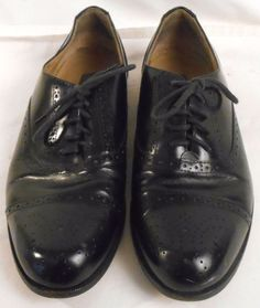 Mens Cole Haan NikeAir Slip-on Sneakers Loafers Black Leather Size US 9 M
