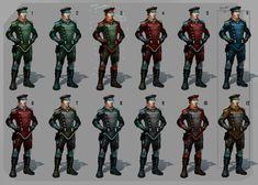 http://boards.4chan.org/tg/thread/57332459/scifi-uniforms