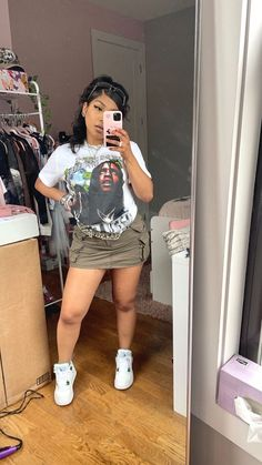 Bad And Boujee Outfits, Swag Outfits For Girls, Cute Swag Outfits, Teen Fashion Outfits, Classy Outfits, Trendy Outfits, Swagg, Latest Fashion For Women, Streetwear Fashion