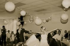 First dance sepia filters