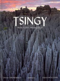 Tsingy  Stone Forest  Madagascar