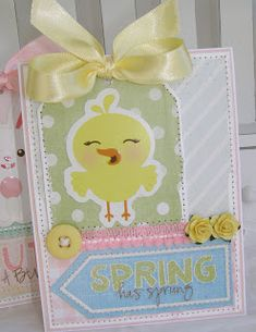 EASTER CARD - ANNETTE'S PAPER BISTRO