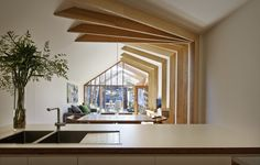 Cross Stitch House / FMD Architects