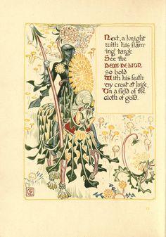 Crane_A floral fantasy in an old English garden-11