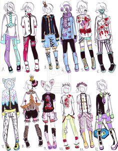 pastel goth clothes - Buscar con Google