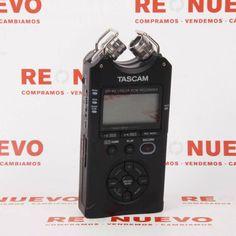 Grabadora TASCAM DR-40 E270105 de segunda mano #grabadora #segundamano #sonido