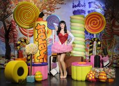 Giant Sherbet Sweet , Back to School Theme Party Hire