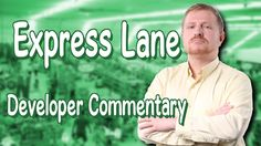 Express Lane, A Supermarket Simulation developer commentary