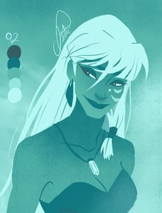 kida by juliajm15