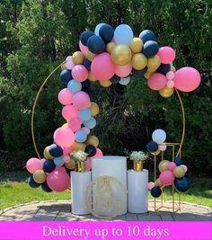Choosing The Flower Arrangements For Church Wedding Background Decoration, Backdrop Decorations, Balloon Decorations, Flower Decorations, Balloon Columns, Balloon Arch, Balloon Garland, Balloons, Wedding Pillars