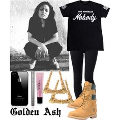 Los Angeles:Nobody, created by fashionsetstyler on Polyvore