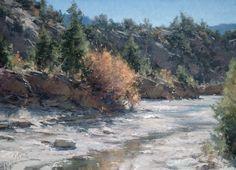 Henrieville Creek, Matt Smith