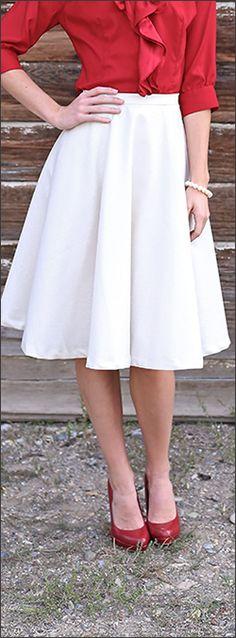 Take Me Dancing Skirt - $44.99 : Mikarose Fashion, Reinventing Modest Fashion