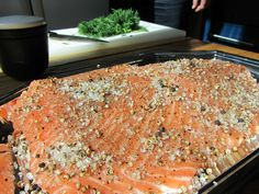 The Big Schmatz | Tipsy Gravlax / Beschwipster Graved Lachs • The Big Schmatz