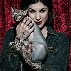 Kat Von D Tattoos | Love Kat von D by ~firefairy02 on deviantART