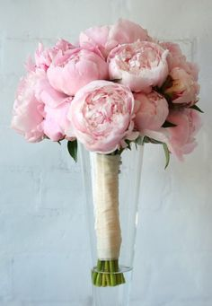 Peonies are classy yet still relaxed and always beautiful!