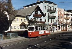Gmunden Tramway - Subways and Tramways In Austria - Gmunden Austria, Switzerland, City, Travel, Viajes, Traveling, Cities, Tourism, Outdoor Travel