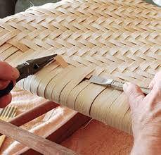 weaving chair seats ile ilgili görsel sonucu