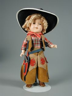 81.1041: Shirley Temple | doll | Dolls from the Thirties and Forties | Dolls | Online Collections | The Strong